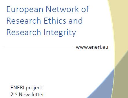 2nd ENERI Newsletter