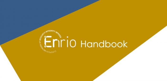 ENERI and ENRIO published RI Handbook