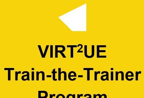 VIRT2UE Train-the-Trainer program